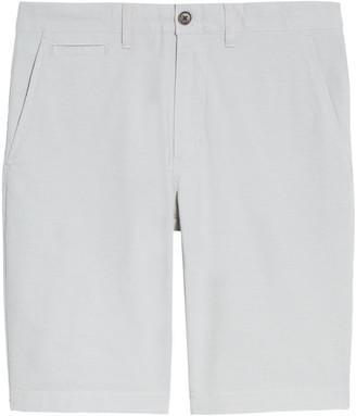1901 Ballard Slim Fit Chambray Shorts