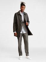 DKNY Wool Overcoat