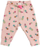 Stella McCartney Pineapples Organic Cotton Sweatpants