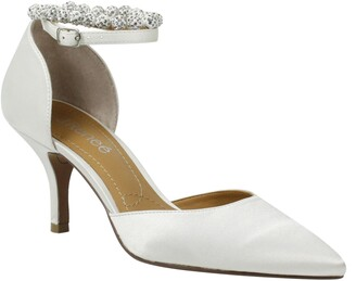 J. Renee Kenema Ankle Strap Pump