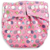Bumkins Snap-In-One Cloth Diaper in Love Birds