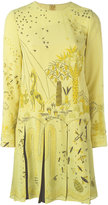 Valentino Garden Of Delight dress - women - Silk - 44