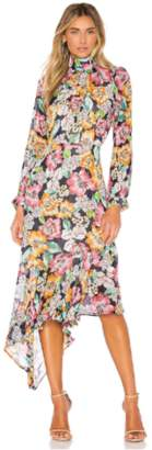 Rachel Pally Floral Birdie Dress
