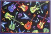 Fun Rugs Fun Time Guitars Rug