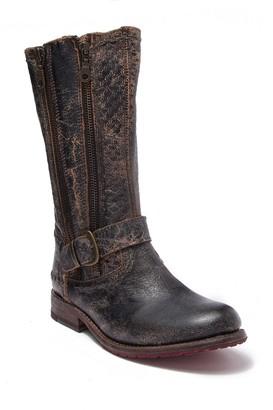 Bed Stu Hustle S Zip & Buckle Boot