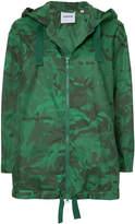 Aspesi military printed jacket