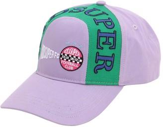 Kidsuper Studios Ksfc Coach Cotton Baseball Hat