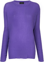 G.V.G.V. ribbed jumper