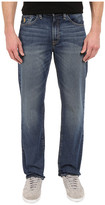 U.S. Polo Assn. Authentic Five-Pocket Straight Leg Denim Jeans in Blue