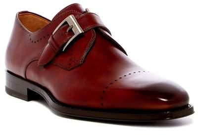 Magnanni Carey Monk Strap Shoe