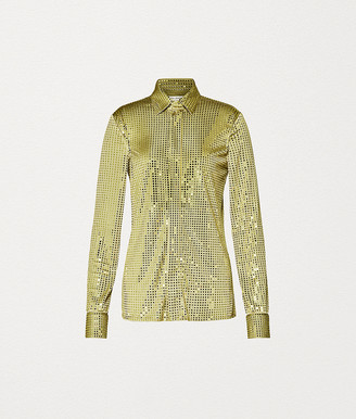 Bottega Veneta SHIRT IN SATIN JERSEY