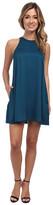 Alternative Rayon Twill Halter Dress