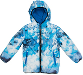 Big Chill Blue Arctic Bubble Jacket - Toddler & Boys