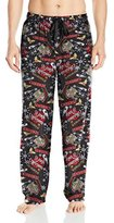 Fruit of the Loom Men's Holiday Microfleece Pajama Pant