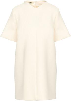 Marni Wool-crepe Mini Dress