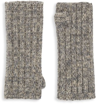 Portolano Lurex Cashmere Knit Arm Warmers