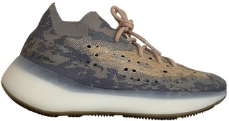 Yeezy Boost 380 Brown Cloth Trainers