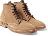 Viberg - Boondocker Suede Boots