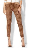 New York & Co. Audrey Ankle Pant - Polka Dot