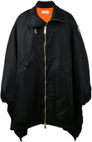 Ambush - MA1 cape coat - men - Acrylic/Nylon/Polyester/Wool - 2