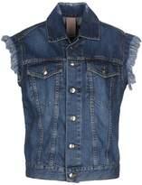 (+) People + PEOPLE Denim outerwear - Item 42622854