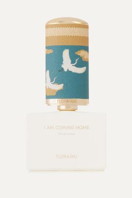 FLORAIKU I Am Coming Home Eau De Parfum, 50ml & 10ml - one size