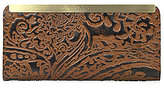 Patricia Nash Burnished Tooled Lace Collection Tulli Wallet