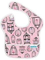 Hippy Chick Hippychick Bumkins Super Bib Pink Birdcages - Pack of 4