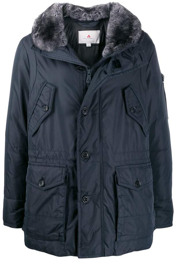 the latest 76cf0 c72d0 long-sleeve padded coat