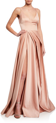 Flor Et. Al Beata Sleeveless Gown