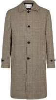 Our Legacy Fawn Houndstooth Linen Jacket