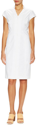 Lafayette 148 New York Isabella Sheath Shirtdress