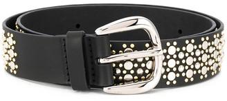 Orciani Studded Belt