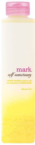 Mark Self Sanctuary Lemon Sugar Moisture Milk
