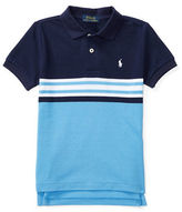 Ralph Lauren Boys 2-7 Colorblocked Cotton Polo