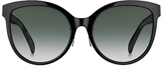 Givenchy 56MM Round Sunglasses