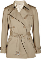 Michael Kors Cotton trench jacket