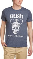 Rush A Farewell To Kings Stencil Official Mens New slim fit T Shirt