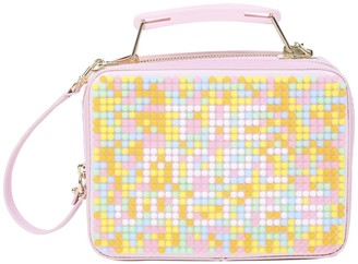 Marc Jacobs Pink Jelly Bean Box Bag