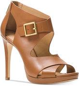 MICHAEL Michael Kors Kimber Platform Sandals