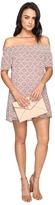 Brigitte Bailey Remy Off the Shoulder Dress