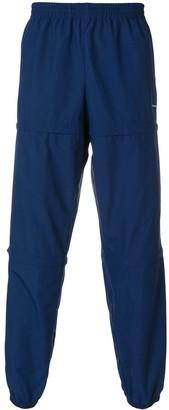 Balenciaga Technical Zip Panel Track Pants