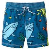 Gymboree Shark Swim Trunks