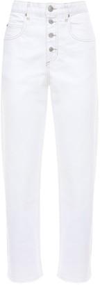 Etoile Isabel Marant Belden Cotton Denim Jeans