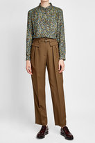 A.P.C. Pants with Wool