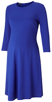 Isabella Oliver Bayswater Maternity Dress, Sapphire Blue