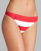Polo Ralph Lauren Americana Package Hipster Bikini Bottom