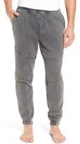 UGG 'Bradi' Washed Stretch Cotton Lounge Pants