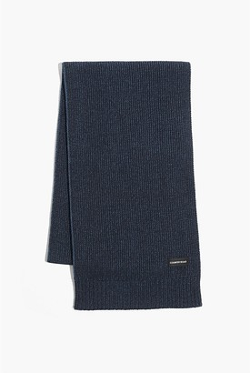 Country Road Two Tone Rib Scarf