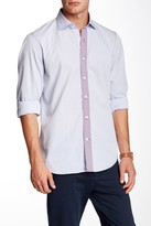James Campbell Winston Mix Regular Fit Shirt